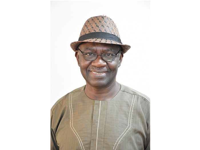 Prof. Omowumi O. Iledare the GNPC Professorial Chair in Oil and Gas